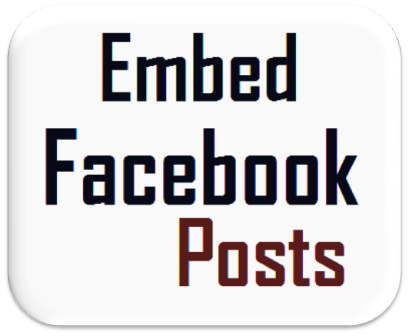 How to Embed Facebook Posts in a Blog Post or Website