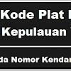 Kode Plat Nomor Kendaraan Kepulauan Yapen
