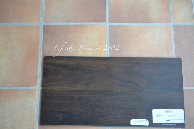 Life Amp Home At 2102 Kitchen Flooring Choices