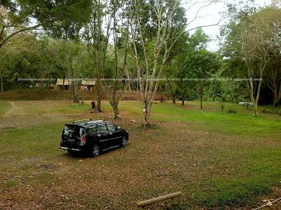 Menggunakan MPV ke Wana Wisata Karang Nini, Pangandaran.