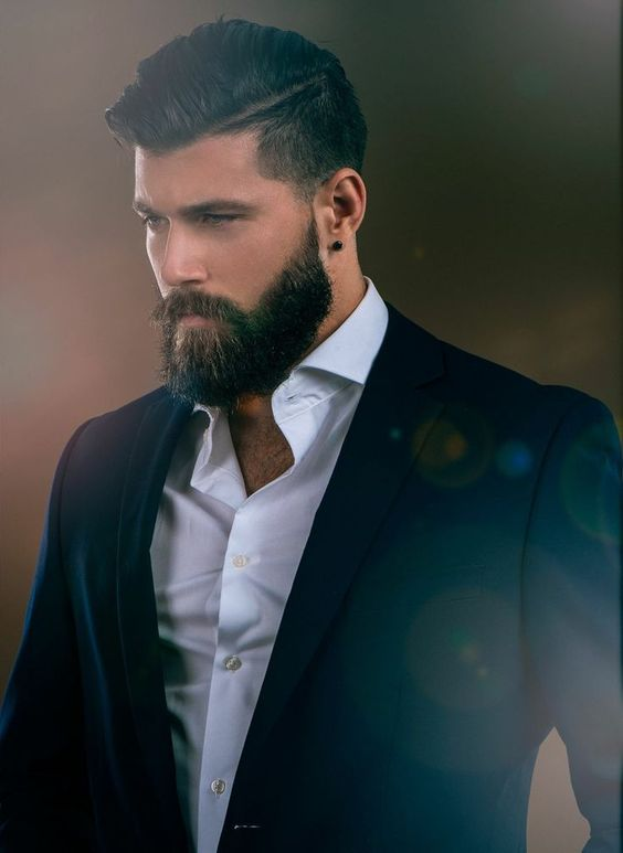 Fabulous Modern Beard Styles For Short Hairstyles For Black Women Fulllsitofus