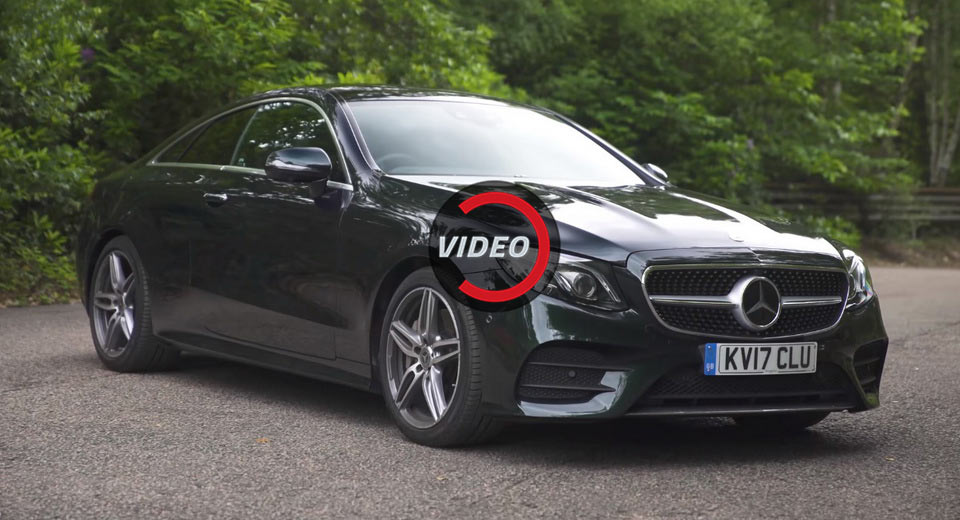 mercedes benz e class coupe is much more than just a