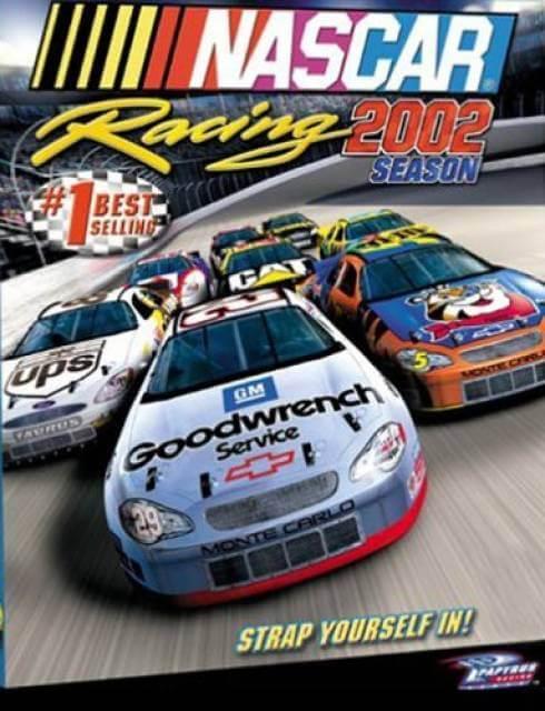 NASCAR Racing 2002 Season Download Free PC Game