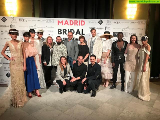 Las firmas de Isla Bonita Moda presentan sus colecciones en la pasarela Madrid Bridal Week