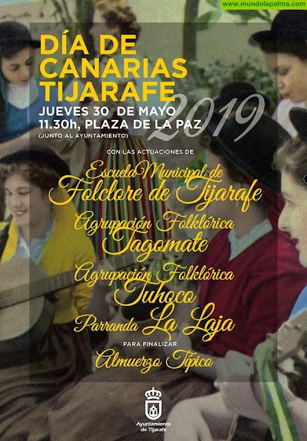 Día de Canarias en Tijarafe 2019