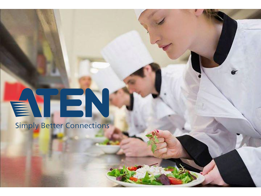 ATEN HDMI Solution Establishes an Effective Educational System