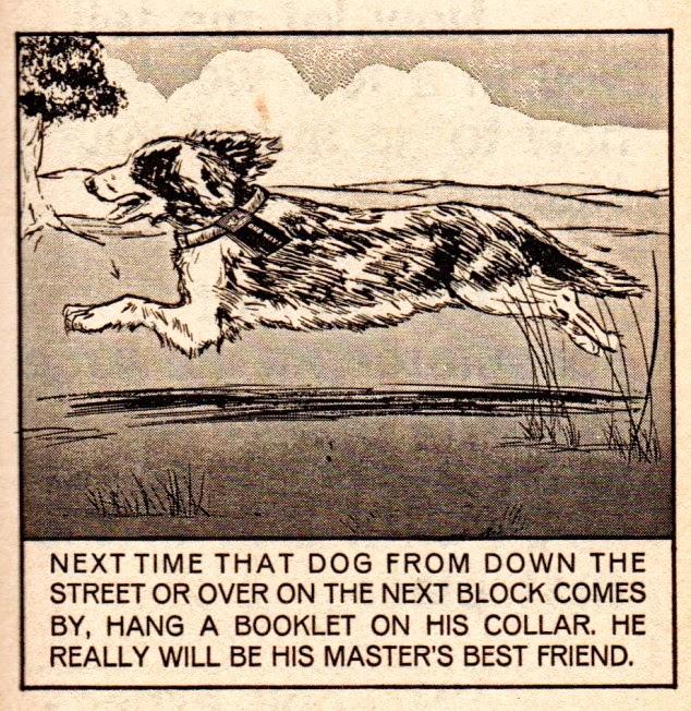 anthro!courage the cowardly dog/john the baptist