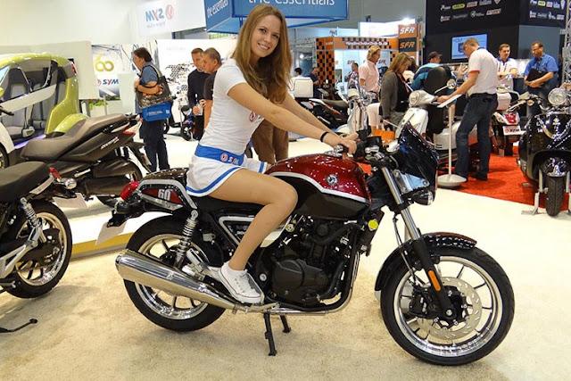 Môtô Classic 300cc sắp về Việt Nam giá từ 129 triệu