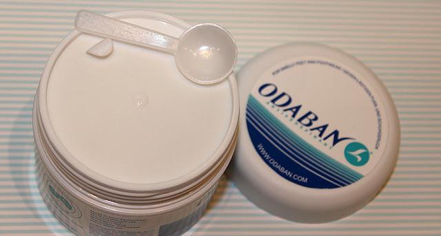 ODABAN: Порошок для обуви и ног