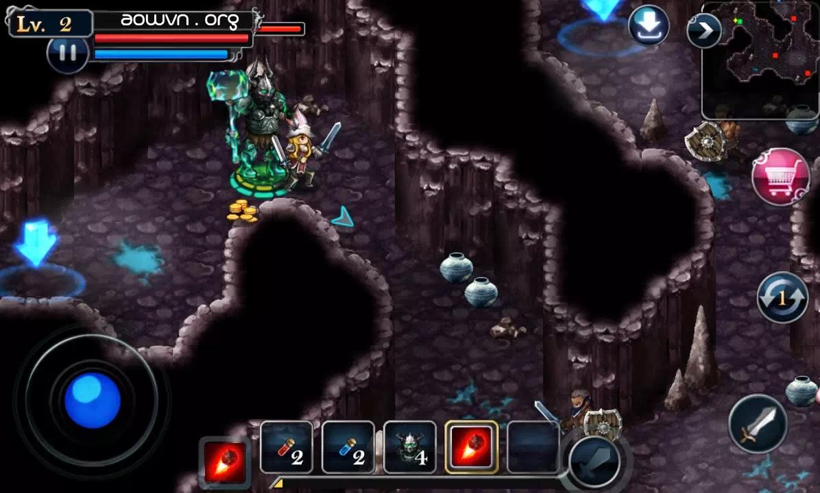 aowvn vien da sinh menh%2B%25284%2529 - [ Game RPG ] Viên Đá Sinh Mệnh - Stone of Life | Việt Hoá Tiếng Việt cho Android