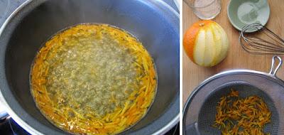 Tartaletas de naranja y frambuesa (Siempredulces) - Elaboración Paso 2