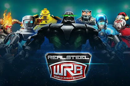 Real Steal World Robot Boxing Hack Unlimited Money Silver & Gold