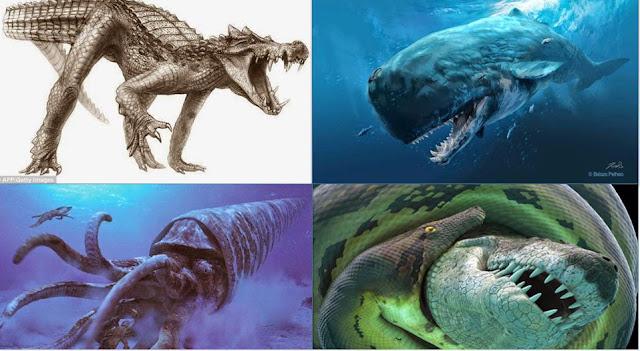 أكثر 10 مخلوقات مرعبة عاشت على كوكبنا منذ ملايين السنين
