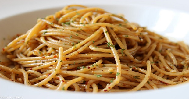 Chilli Garlic Pasta Recipe