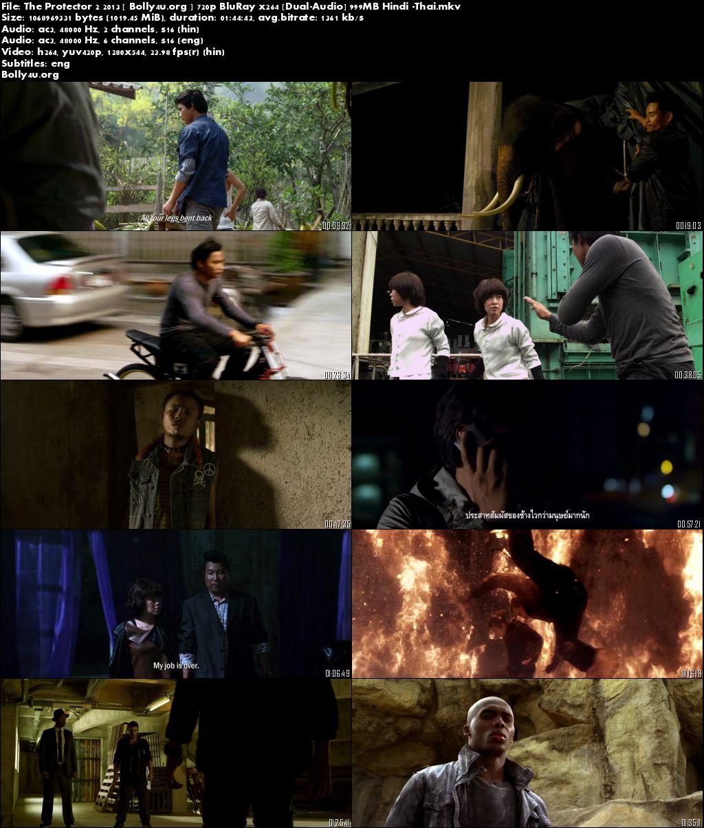 The Protector 2 2013 BluRay Hindi 720p Dual Audio 999Mb Download