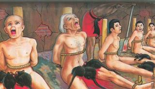 Οι 15 πιο σκληρές τιμωρίες για τον βιασμό σε όλο το κόσμο
