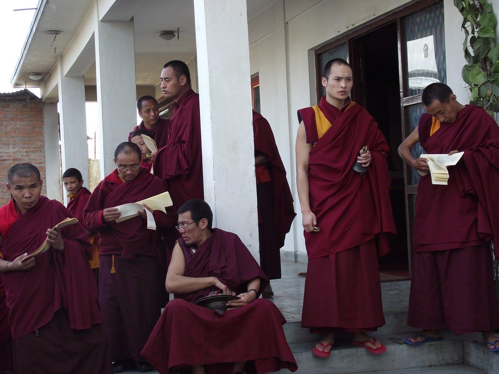 nepal dzogchen: Request Prayers and Practice