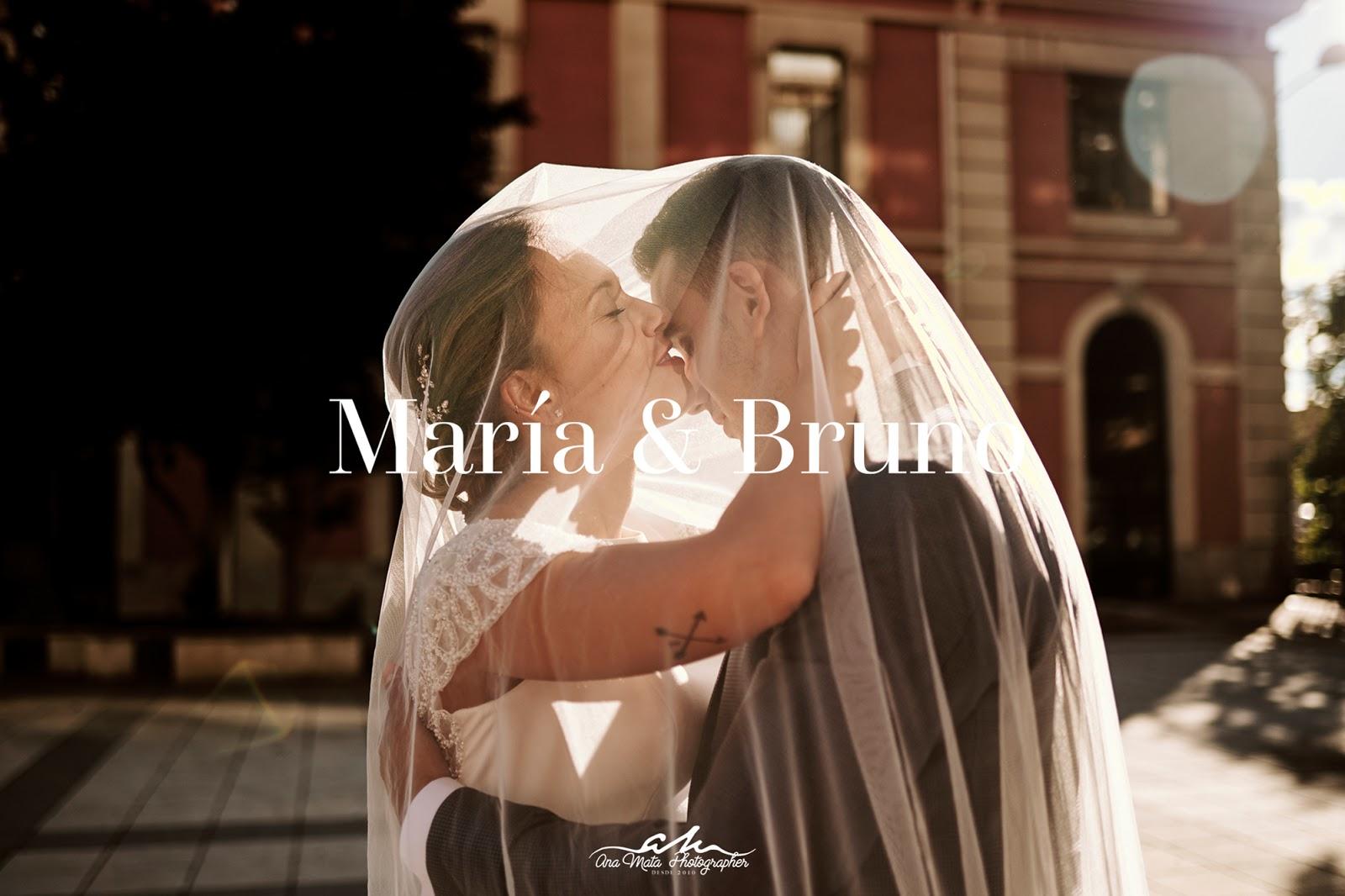 Boda María & Bruno. Boda en León. Junio 2018