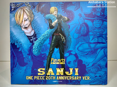 Review de los Figuarts Zero ONE PIECE 20th Anniversary - Tamashii Nations
