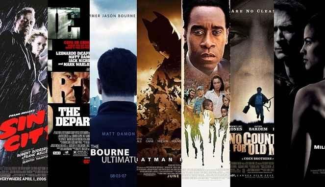 Film Terbaik Tahun 2004 2007 Rating Imdb Tertinggi