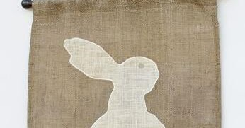 Not Done Growing Craft Day Bunny Banner