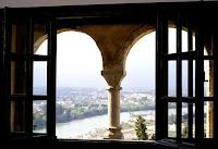 Parador de Tortosa ventana gótica
