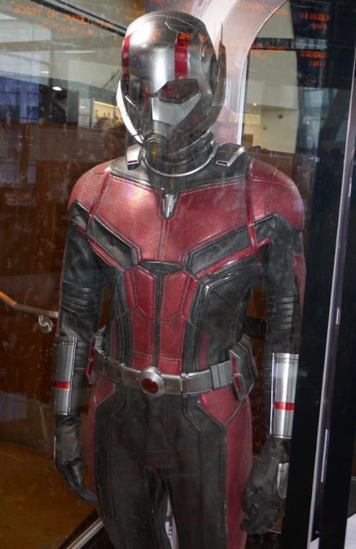 Ant-Man and the Wasp movie costume