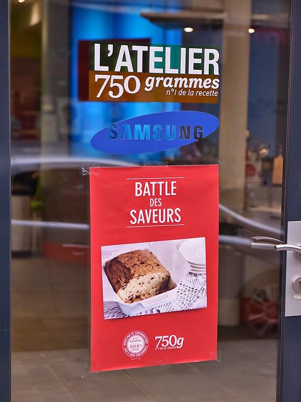 Battle des saveurs avec 750 grammes et Casino