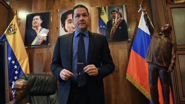 Venezuela hará frente a posible embargo petrolero de EEUU