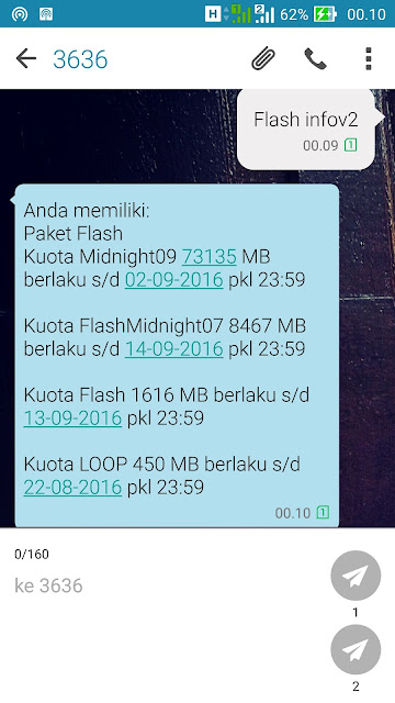 Trik Quota Unlimited dan Pulsa Gratis dan All Operator Works 100%