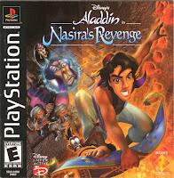 Aladdin in Nasira's Revenge PT/BR