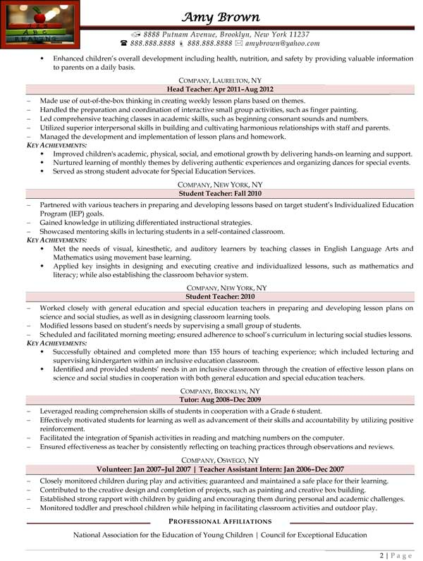 Scholarship Essay Writing Help - Trinity Renewal Systems early - sample education resume