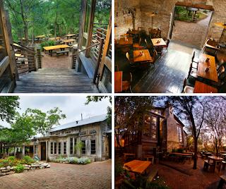 Scenic Gristmill River Restaurant & Bar - Gruene, Texas