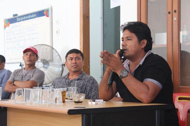Kombatan GAM Aceh Besar Siap Menangkan Pak Cek - Juanda Djamal