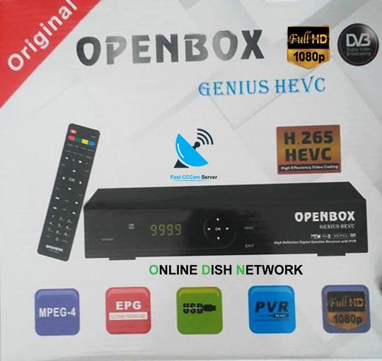 Open Box Genius Hd Receiver New Software 2018 Online Dish Network