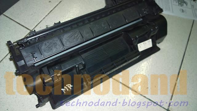 Printer Laser Jet Hp 2035n dan Hp pro 400 Kertas Nyangkut atau Paper Jam