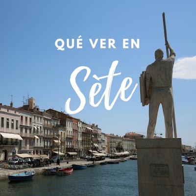 Qué ver en Sète