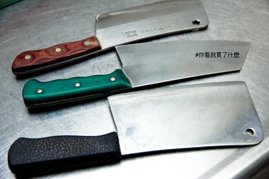 廚刀認知與研磨教學-關於廚刀基礎課