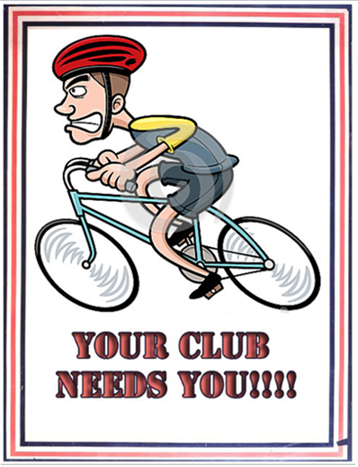 Image result for your cycling club needs you