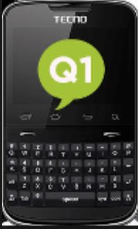 Tecno Q1 Stock ROM or scatter file download