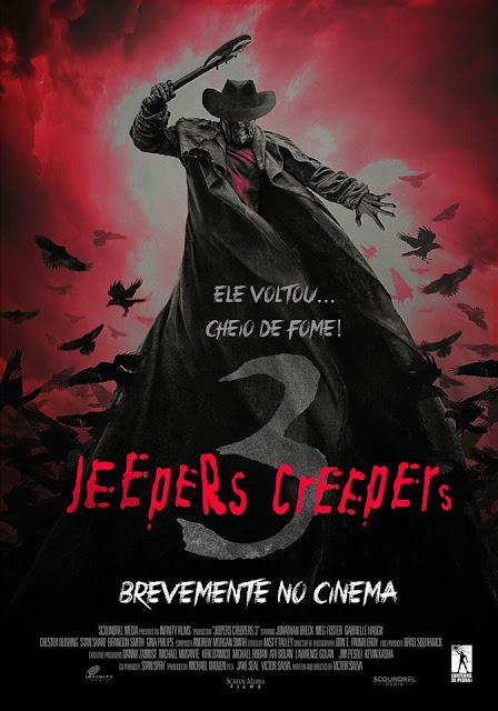 "Passatempo: ""Jeepers Creepers 3"" - Convites para a antestreia"
