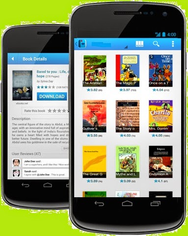 Free-ebooks-reader-apk