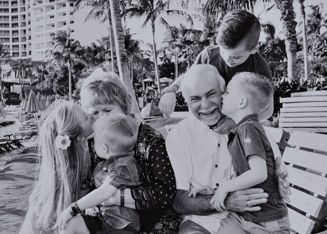Disney Aulani Family Photography in Oahu, Hawaii