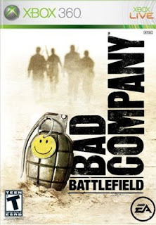 Battlefield: Bad Company 1 (X-BOX360) 2008
