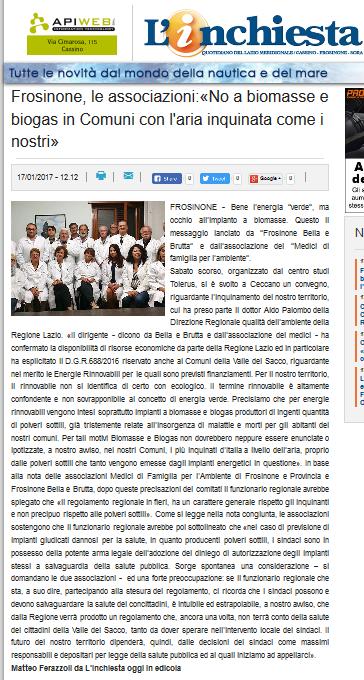 http://www.linchiestaquotidiano.it/news/2017/01/17/frosinone,-le-associazioni%C2%ABno-a-biomasse-e-biogas-in-comuni/16144