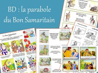 BD SUR LE BON SAMARITAIN