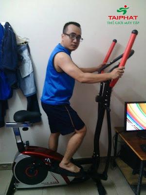 Xe đạp tập thể dục Mofit MHE 6.36.