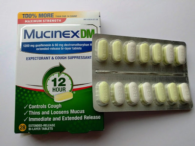 Maximum Strength Mucinex DM #ad