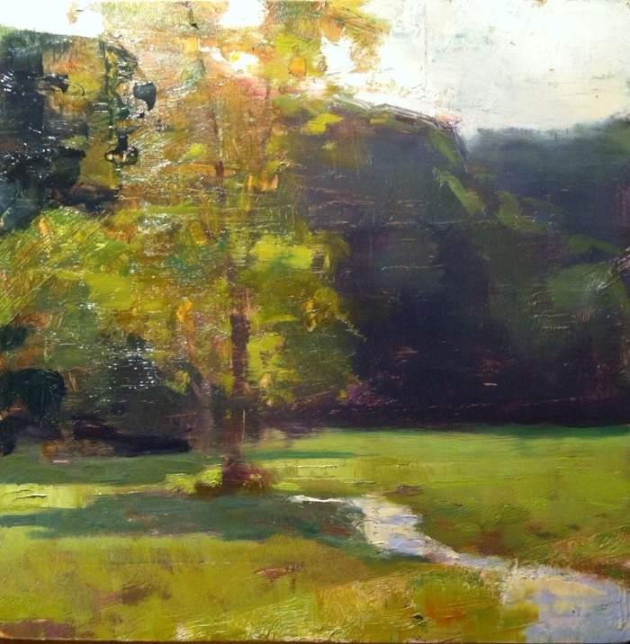 Современный американский художник, Jon Redmond