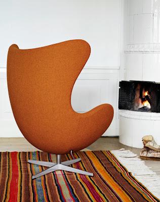 Sillón Huevo Arne Jacobsen
